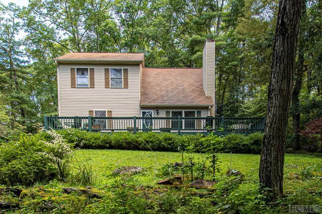 186 Woodland Hills Drive, Highlands, NC 28741 (MLS #94440) :: Berkshire Hathaway HomeServices Meadows Mountain Realty