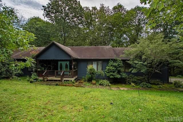 65 Nantahala Lane, Highlands, NC 28741 (MLS #94441) :: Berkshire Hathaway HomeServices Meadows Mountain Realty