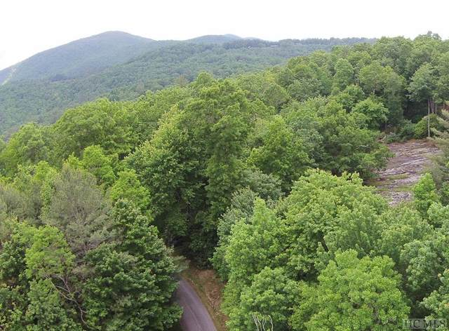 Lot 11 Hillside Path, Cullowhee, NC 28723 (MLS #94449) :: Berkshire Hathaway HomeServices Meadows Mountain Realty