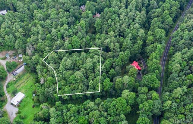 Lot 10 Dendy Orchard Road, Highlands, NC 28741 (MLS #94469) :: Berkshire Hathaway HomeServices Meadows Mountain Realty