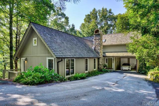 429 The Low Road, Cashiers, NC 28717 (MLS #94488) :: Pat Allen Realty Group