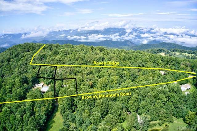 n/a Raven Ridge Road, Scaly Mountain, NC 28775 (#94499) :: Exit Realty Vistas