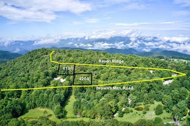 n/a Brown's Mountain, Scaly Mountain, NC 28775 (#94502) :: Exit Realty Vistas