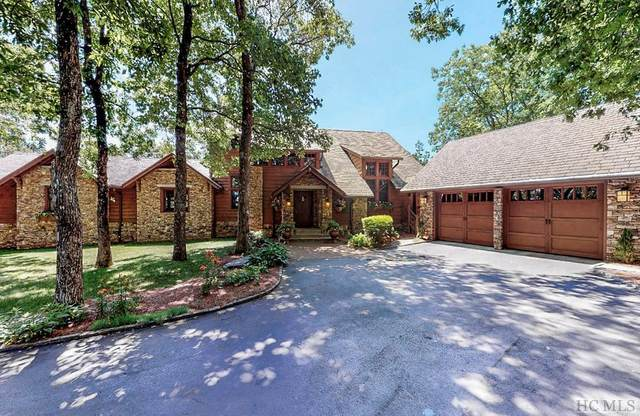856 Ravenel Ridge Road, Highlands, NC 28741 (MLS #94506) :: Berkshire Hathaway HomeServices Meadows Mountain Realty