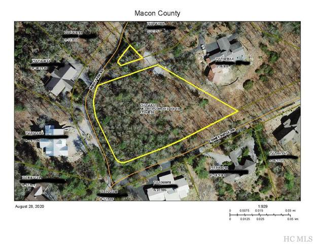 TBD Windy Top Road, Highlands, NC 28741 (MLS #94521) :: Pat Allen Realty Group