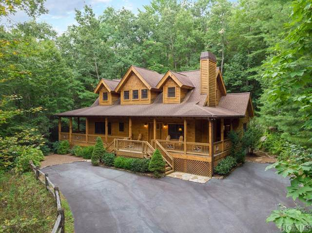 335 Blackberry Trail, Sapphire, NC 28774 (MLS #94537) :: Pat Allen Realty Group