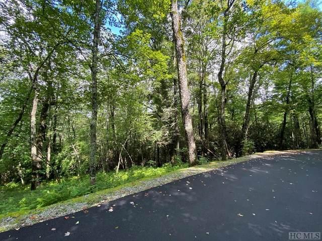 Lot 1&2 Woodland Ridge Drive, Highlands, NC 28741 (MLS #94542) :: Pat Allen Realty Group