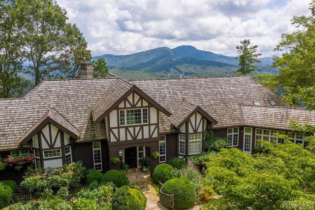 25 Shepherds Crook, Cashiers, NC 28717 (MLS #94546) :: Berkshire Hathaway HomeServices Meadows Mountain Realty