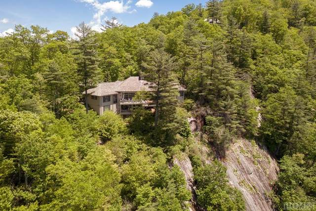 296 Mac's View Drive, Cashiers, NC 28717 (MLS #94548) :: Berkshire Hathaway HomeServices Meadows Mountain Realty