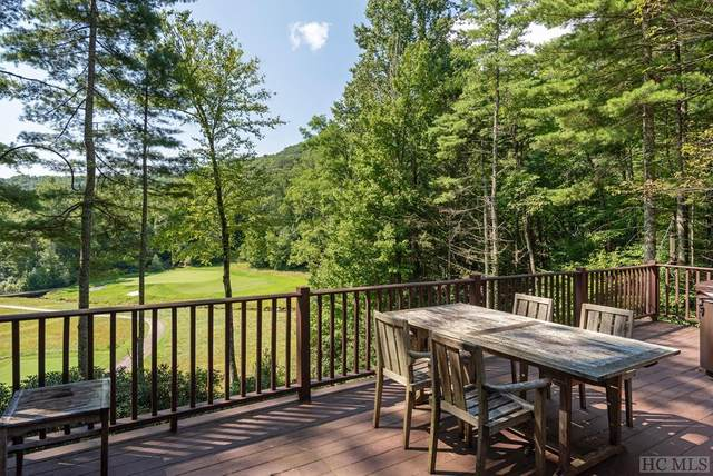 1004 Fairway Drive, Lake Toxaway, NC 28747 (MLS #94560) :: Berkshire Hathaway HomeServices Meadows Mountain Realty