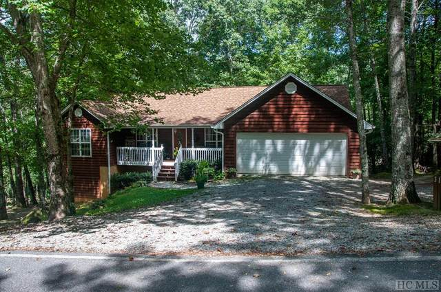 310 Eagle Circle, Sky Valley, GA 30537 (MLS #94566) :: Berkshire Hathaway HomeServices Meadows Mountain Realty