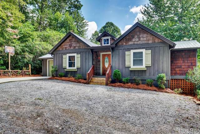 25 Weasel Way, Sapphire, NC 28774 (MLS #94570) :: Berkshire Hathaway HomeServices Meadows Mountain Realty