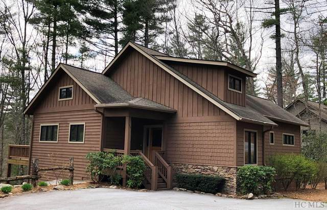 165 Scotch Highlands Loop, Sapphire, NC 28774 (MLS #94593) :: Pat Allen Realty Group