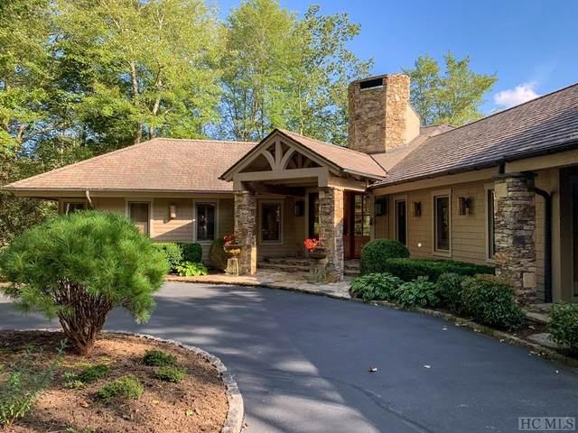 171 Cullasaja Club Drive, Highlands, NC 28741 (MLS #94594) :: Pat Allen Realty Group