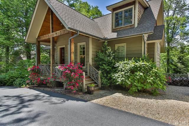 394 Rendezvous Ridge Road, Cashiers, NC 28717 (MLS #94645) :: Pat Allen Realty Group