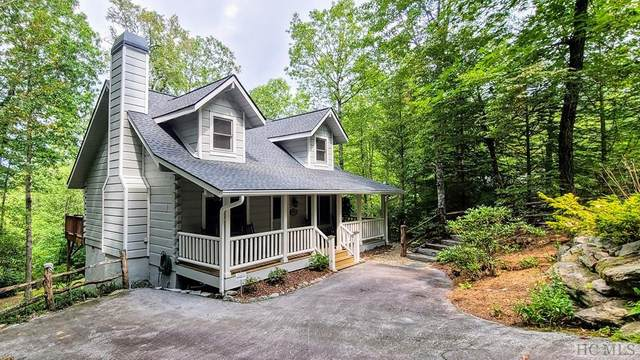 211 High Rock Vista, Sapphire, NC 28774 (MLS #94652) :: Berkshire Hathaway HomeServices Meadows Mountain Realty