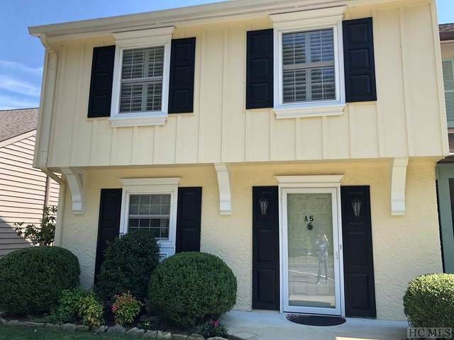 1341 Leonard Road #5, Highlands, NC 28741 (MLS #94656) :: Pat Allen Realty Group