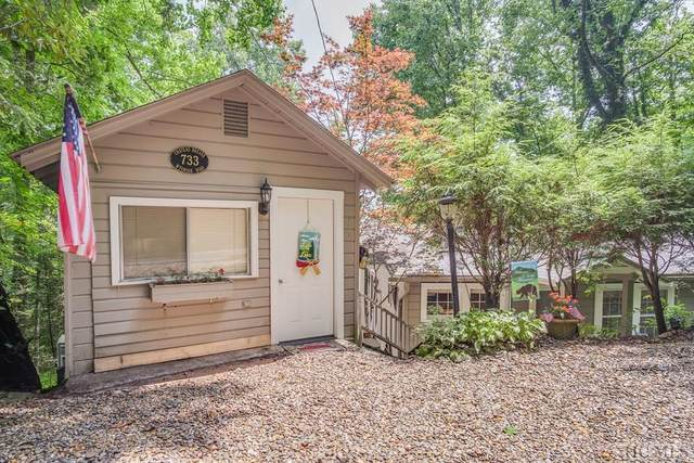 733 Wyanoak Road, Highlands, NC 28741 (MLS #94667) :: Berkshire Hathaway HomeServices Meadows Mountain Realty