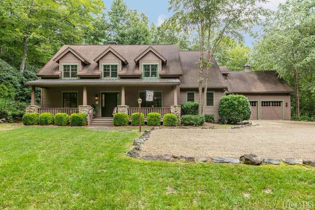 275 West Club Blvd, Lake Toxaway, NC 28747 (MLS #94677) :: Pat Allen Realty Group