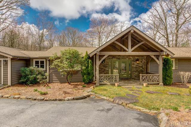 661 Whiteside Mountain Road, Highlands, NC 28741 (#94690) :: Exit Realty Vistas
