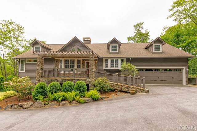 466 Country Club Drive, Highlands, NC 28741 (#94691) :: Exit Realty Vistas