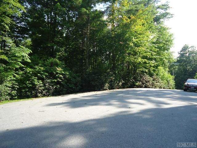 Lot 269 Beaver Court, Sapphire, NC 28774 (MLS #94692) :: Berkshire Hathaway HomeServices Meadows Mountain Realty
