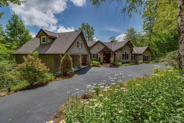 149 Lost Trail, Highlands, NC 28741 (MLS #94720) :: Berkshire Hathaway HomeServices Meadows Mountain Realty