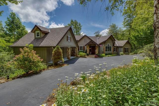 149 Lost Trail, Highlands, NC 28741 (#94720) :: Exit Realty Vistas