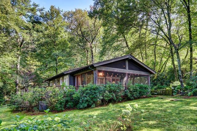 144 Picklesimer Road, Highlands, NC 28741 (MLS #94723) :: Berkshire Hathaway HomeServices Meadows Mountain Realty