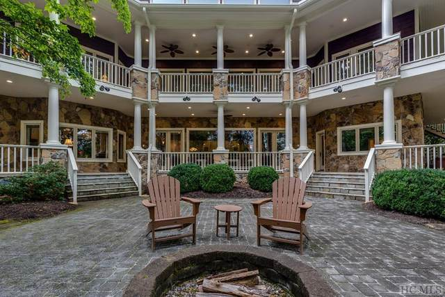 33 Sunset Trace, Highlands, NC 28741 (MLS #94725) :: Berkshire Hathaway HomeServices Meadows Mountain Realty