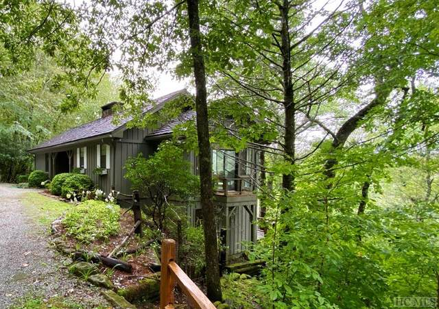 376 Heaton Forest Road, Cashiers, NC 28717 (MLS #94727) :: Pat Allen Realty Group