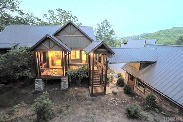 123 Wild Top Trail, Cullowhee, NC 28723 (#94735) :: Exit Realty Vistas