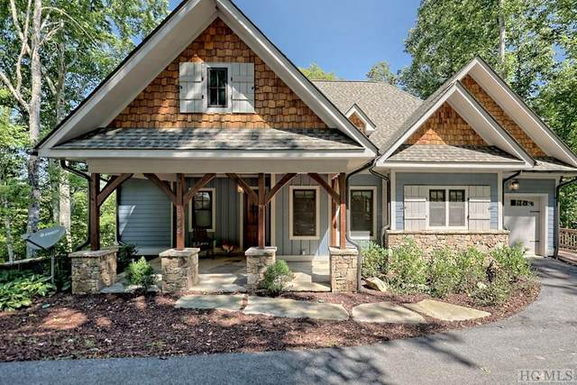 1945 Lake Forest Drive, Tuckasegee, NC 28723 (MLS #94759) :: Pat Allen Realty Group