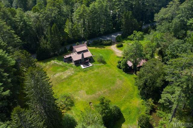 1855 Hwy 107S, Cashiers, NC 28717 (MLS #94760) :: Pat Allen Realty Group