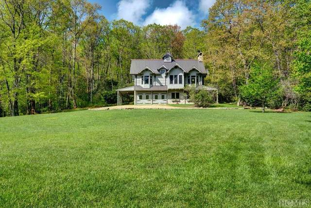 439 By Way, Highlands, NC 28741 (MLS #94765) :: Pat Allen Realty Group