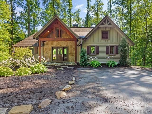 75 Indigo Bunting Court, Tuckasegee, NC 28783 (MLS #94775) :: Berkshire Hathaway HomeServices Meadows Mountain Realty