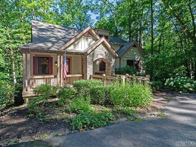 210 Grandview Drive, Tuckasegee, NC 28783 (MLS #94782) :: Berkshire Hathaway HomeServices Meadows Mountain Realty