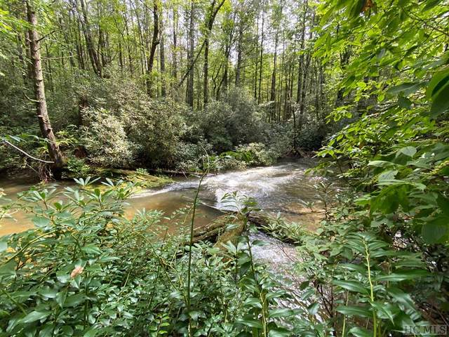 999 Lost Cove Road, Cashiers, NC 28717 (MLS #94788) :: Pat Allen Realty Group