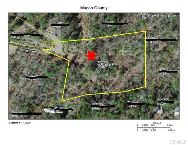 Lot 10 Cotswolds Way, Highlands, NC 28741 (MLS #94789) :: Pat Allen Realty Group