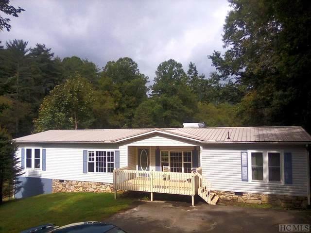 737 Reid Road, Lake Toxaway, NC 28747 (MLS #94814) :: Pat Allen Realty Group