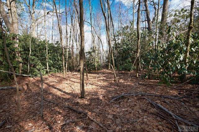 Lot 5 Old Wagon Road, Highlands, NC 28741 (MLS #94822) :: Berkshire Hathaway HomeServices Meadows Mountain Realty