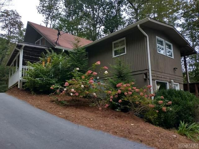 669 Glen Falls Road, Highlands, NC 28741 (MLS #94824) :: Pat Allen Realty Group