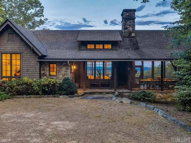 355 Doghobble Drive, Lake Toxaway, NC 28747 (MLS #94829) :: Pat Allen Realty Group