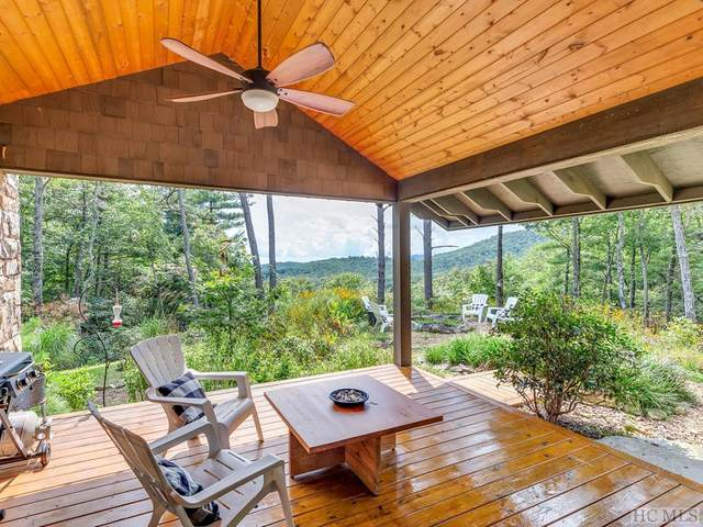552 Doghobble Drive, Lake Toxaway, NC 28747 (MLS #94830) :: Pat Allen Realty Group