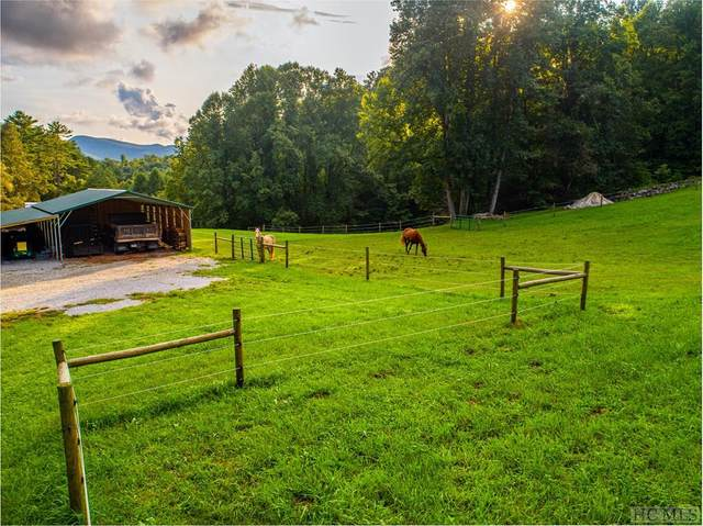 Lot 11 High Meadow Road, Cullowhee, NC 28723 (MLS #94834) :: Berkshire Hathaway HomeServices Meadows Mountain Realty