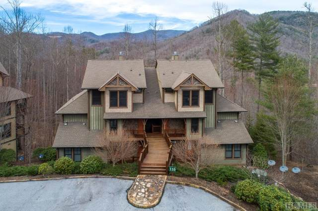 110 Saddlenotch Lane B-4, Tuckasegee, NC 28783 (MLS #94836) :: Berkshire Hathaway HomeServices Meadows Mountain Realty