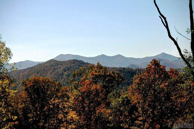 730 Hurrah Ridge, Scaly Mountain, NC 28775 (MLS #94856) :: Berkshire Hathaway HomeServices Meadows Mountain Realty