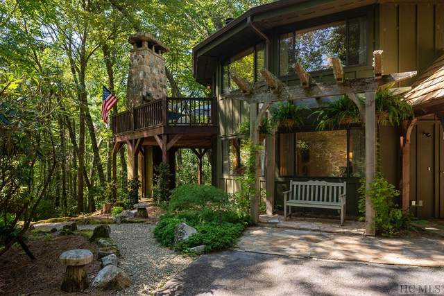 200 Holt Knob Road, Highlands, NC 28741 (MLS #94860) :: Berkshire Hathaway HomeServices Meadows Mountain Realty