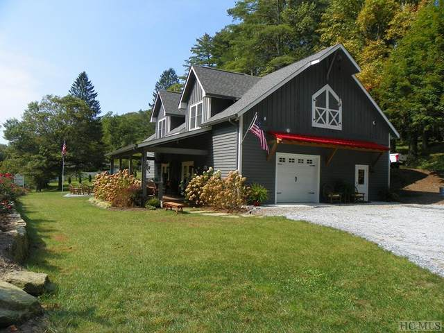 804 W Us 64W, Cashiers, NC 28717 (MLS #94883) :: Berkshire Hathaway HomeServices Meadows Mountain Realty
