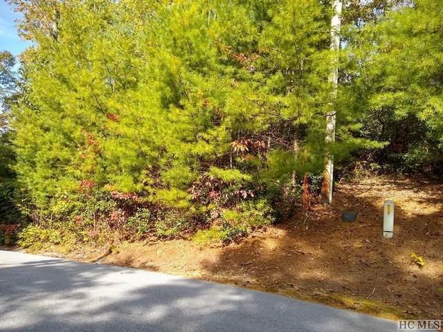256 Sunrise Ridge Court, Sapphire, NC 28774 (MLS #94889) :: Berkshire Hathaway HomeServices Meadows Mountain Realty
